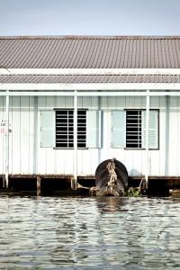 hus på vatten